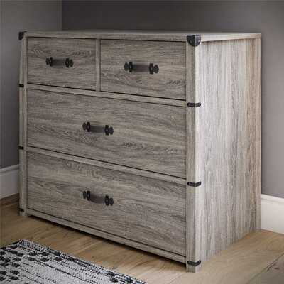 Nova 4 Drawer Dresser - Birch Lane