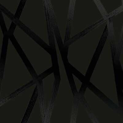 """Judi 33' L x 20.5"""" W Peel and Stick Wallpaper Roll - AllModern"""