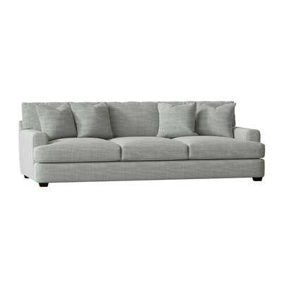"Elisa 90"" Recessed Arm Sofa - Wayfair"