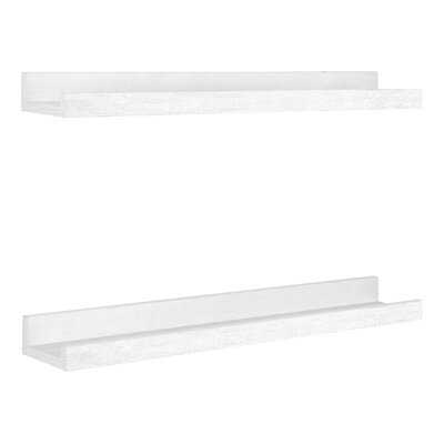 Tallapoosa Picture Floating Shelf (Set of 2) - Wayfair