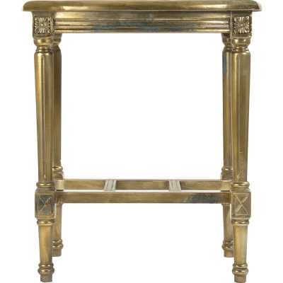 Zentique Burkett End Table - Perigold