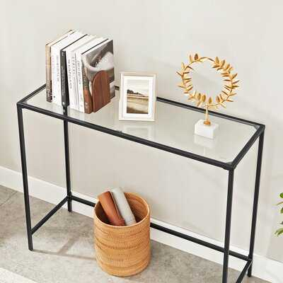 Huxley 39.4'' Console Table - Wayfair