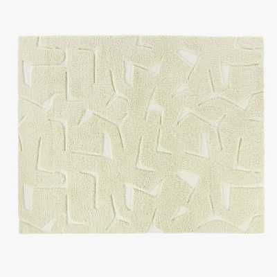 Sway Natural Tufted Rug 8'x10' - CB2