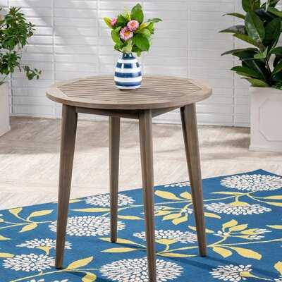 Hillyard Wooden Bistro Table - Wayfair