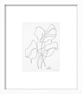 Ink Botanical 3 by Kellie Lawler for Artfully Walls - Artfully Walls