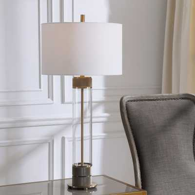 Anmer Industrial Table Lamp - Hudsonhill Foundry
