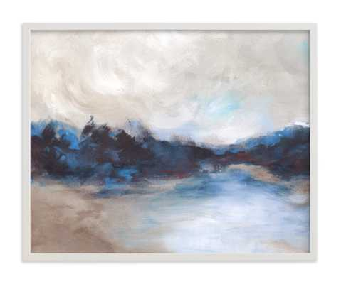 Saint Mary's Lake Limited Edition Art Print - Minted