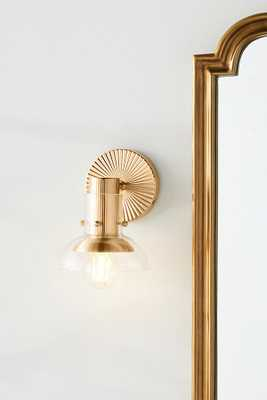 Oona Sconce By Anthropologie in Brown - Anthropologie