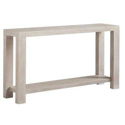 "Malibu 62"" Console Table - Wayfair"