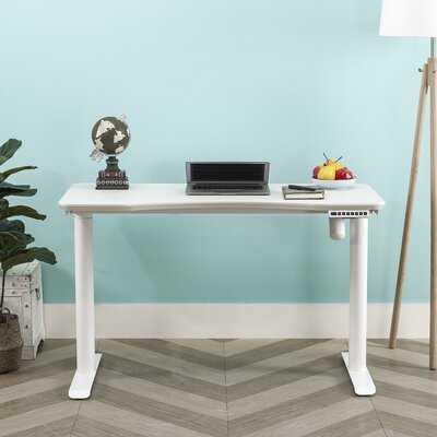 Filippus Height Adjustable Desk - Wayfair