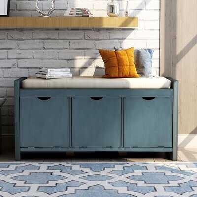 Dowler Cubby Storage Bench - Wayfair