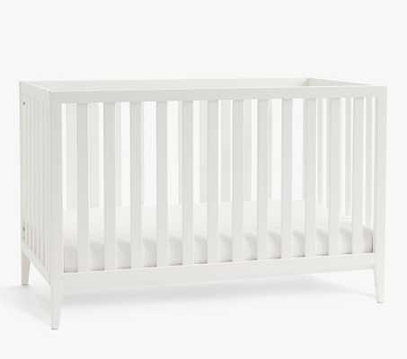 Camden Crib, Simply White, In-Home Delivery - Pottery Barn Kids