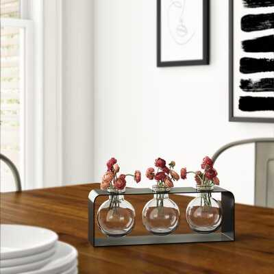 Blooms 4 piece Table Vase Set - Wayfair