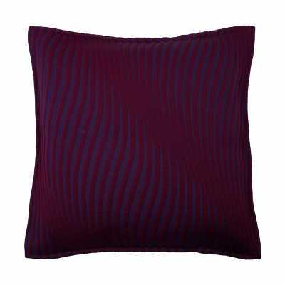 Madura Infinity Pillow Cover Color: Deep Violet - Perigold
