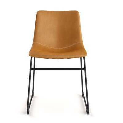 Luke Upholstered Dining Chair (set of 2) - AllModern