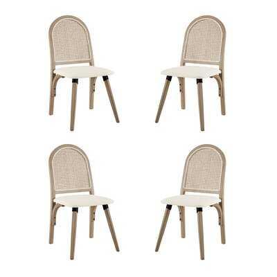 Dashiell Side Chair (Set of 4) - Wayfair