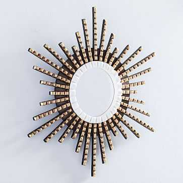 Peruvian Wall Mirror, Star - West Elm