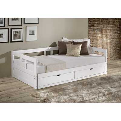Bechtold Daybed with Trundle - Birch Lane