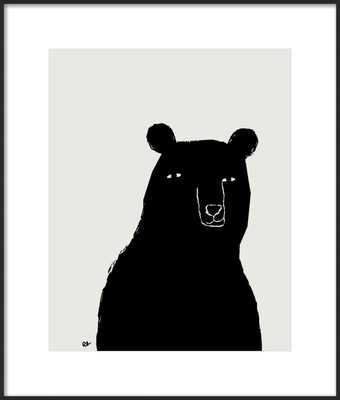 Benson the Bear by Rob Blackard for Artfully Walls - Artfully Walls