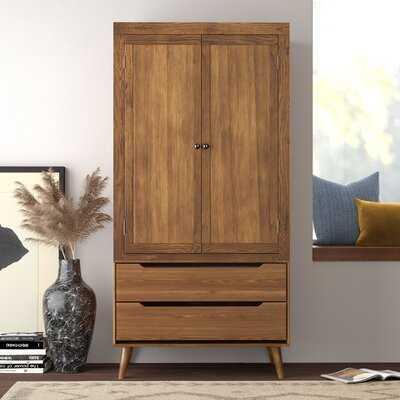 Eisen Armoire - Wayfair
