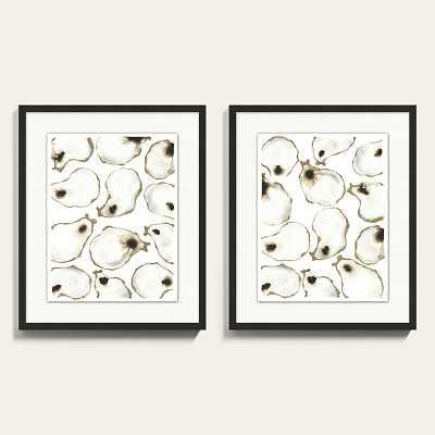 """Oyster Shell Art  24"""" x 20"""" - Ballard Designs - Ballard Designs"""