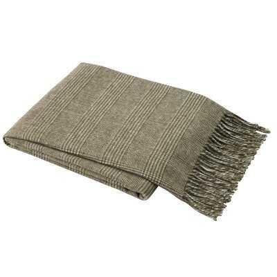 Seawright Plaid Throw Blanket - AllModern