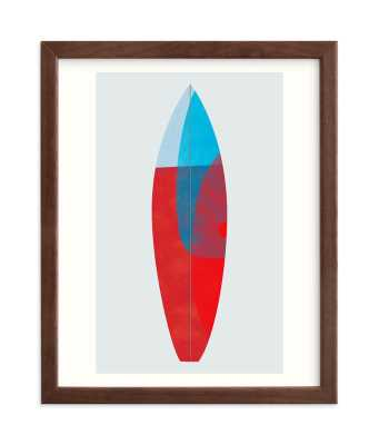 Colorful Surfboard Children's Art Print - Minted