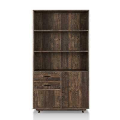 Schiffman Standard Bookcase - Wayfair