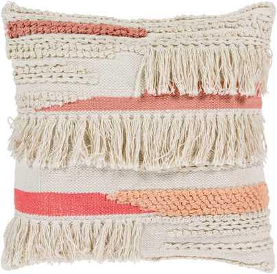 "Zaria Pillow Cover, 20""x 20"" - Roam Common"