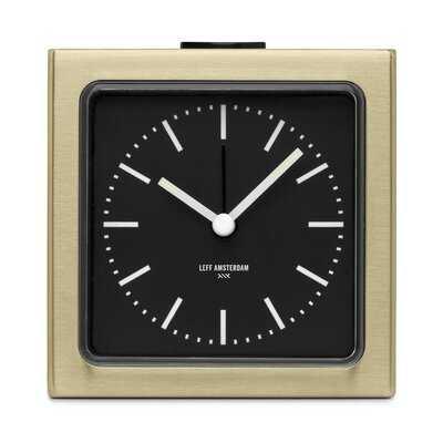 "Block Index 3.35"" Alarm Clock - AllModern"