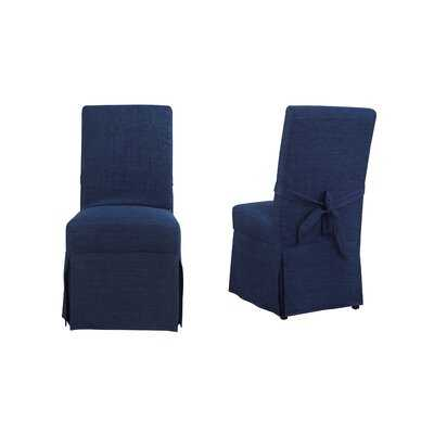 Radnor Upholstered Parsons Chair - Wayfair