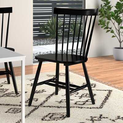 Grady Solid Wood Dining Chair, Set of 2 - AllModern
