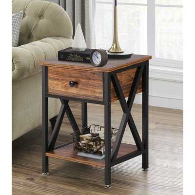 Schreffler End Table - Wayfair