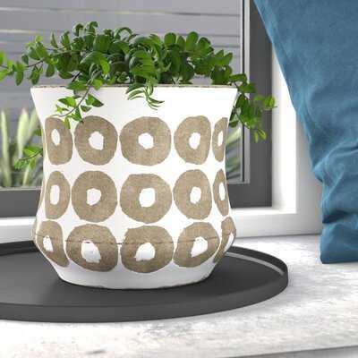 Hilton Pot Planter - AllModern