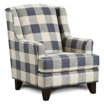 Saniyah Wingback Chair - Birch Lane