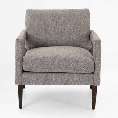 Posy Astor Ink Chair - Crate and Barrel