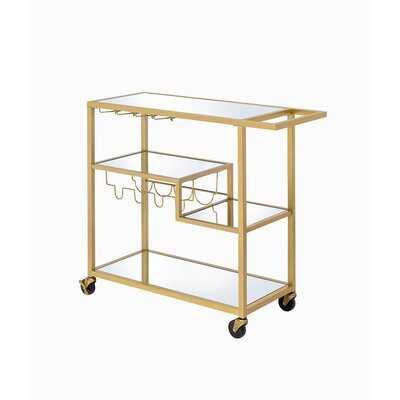 Gayle Bar Cart - AllModern