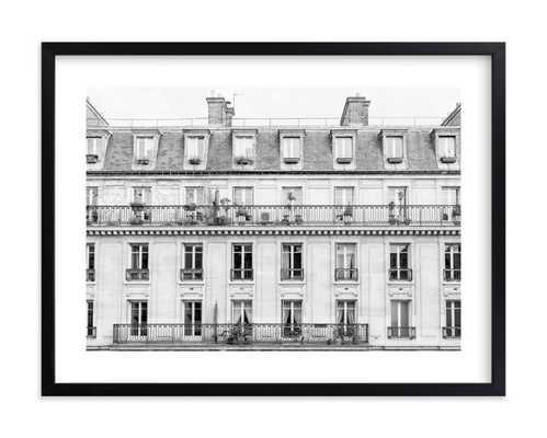 Days In Paris Art Print - Minted
