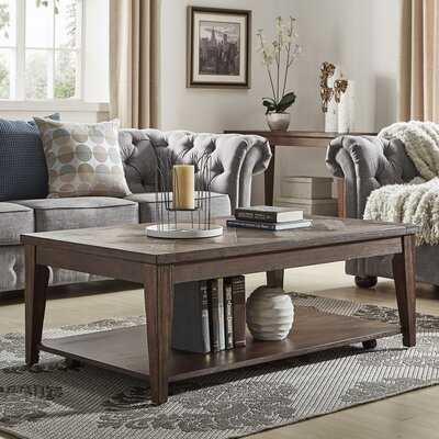 Pelton Coffee Table - Wayfair