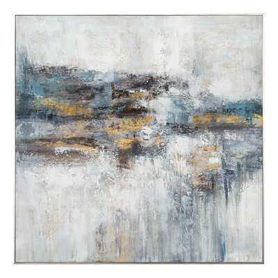 Longevity - Picture Frame Painting Print on Canvas - Wayfair