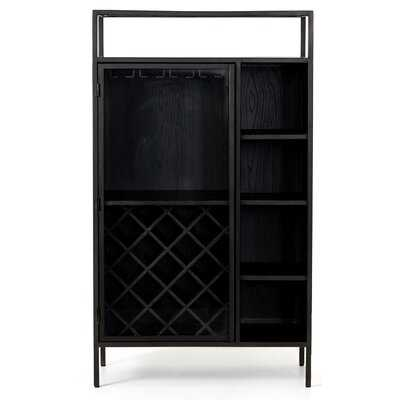 Defazio Pattern Branson Bar Cabinet - Wayfair
