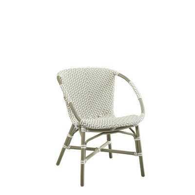 Vannatta Arm Chair in Light Green - Wayfair