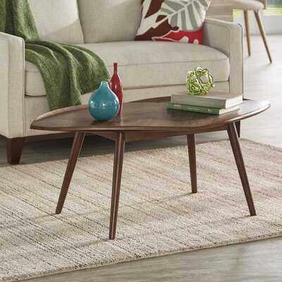 Solid Wood Coffee Table - Wayfair