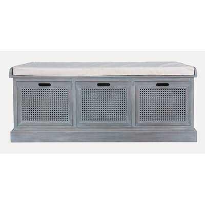 Astoria Drawer Storage Bench - Wayfair