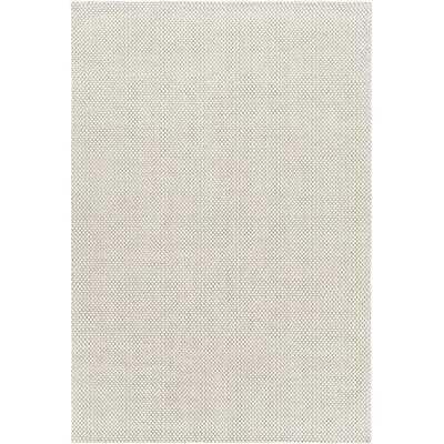 Aledo Handmade Braided Wool Neutral Area Rug - Wayfair
