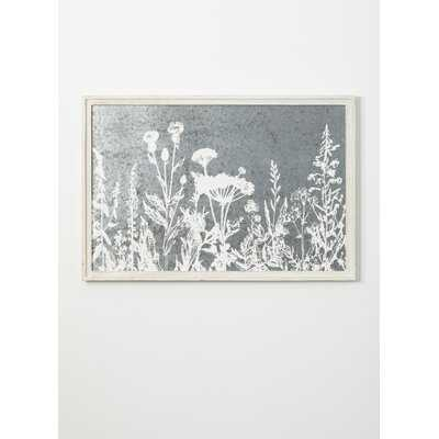 Herb & Flower - Picture Frame Painting Print on Paper - Wayfair