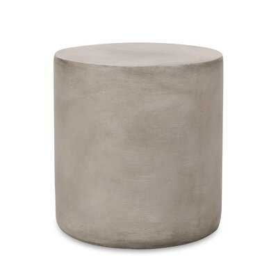 Margot Concrete Side Table - Wayfair