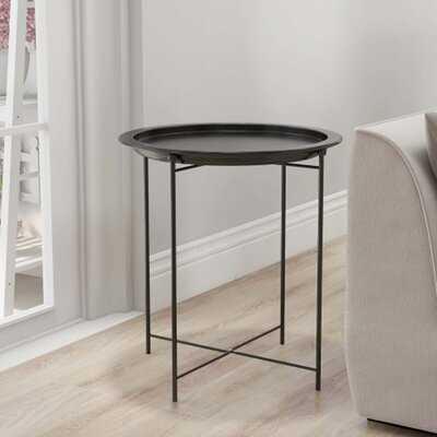 Epifana Tray Top End Table - Wayfair