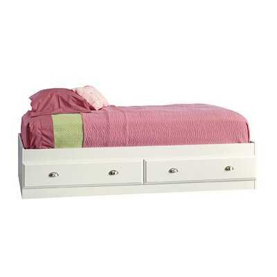 Olney Storage Platform Bed - Wayfair