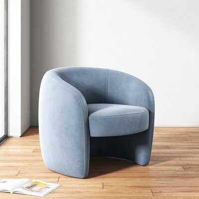 "Natalie 24"" Barrel Chair - AllModern"